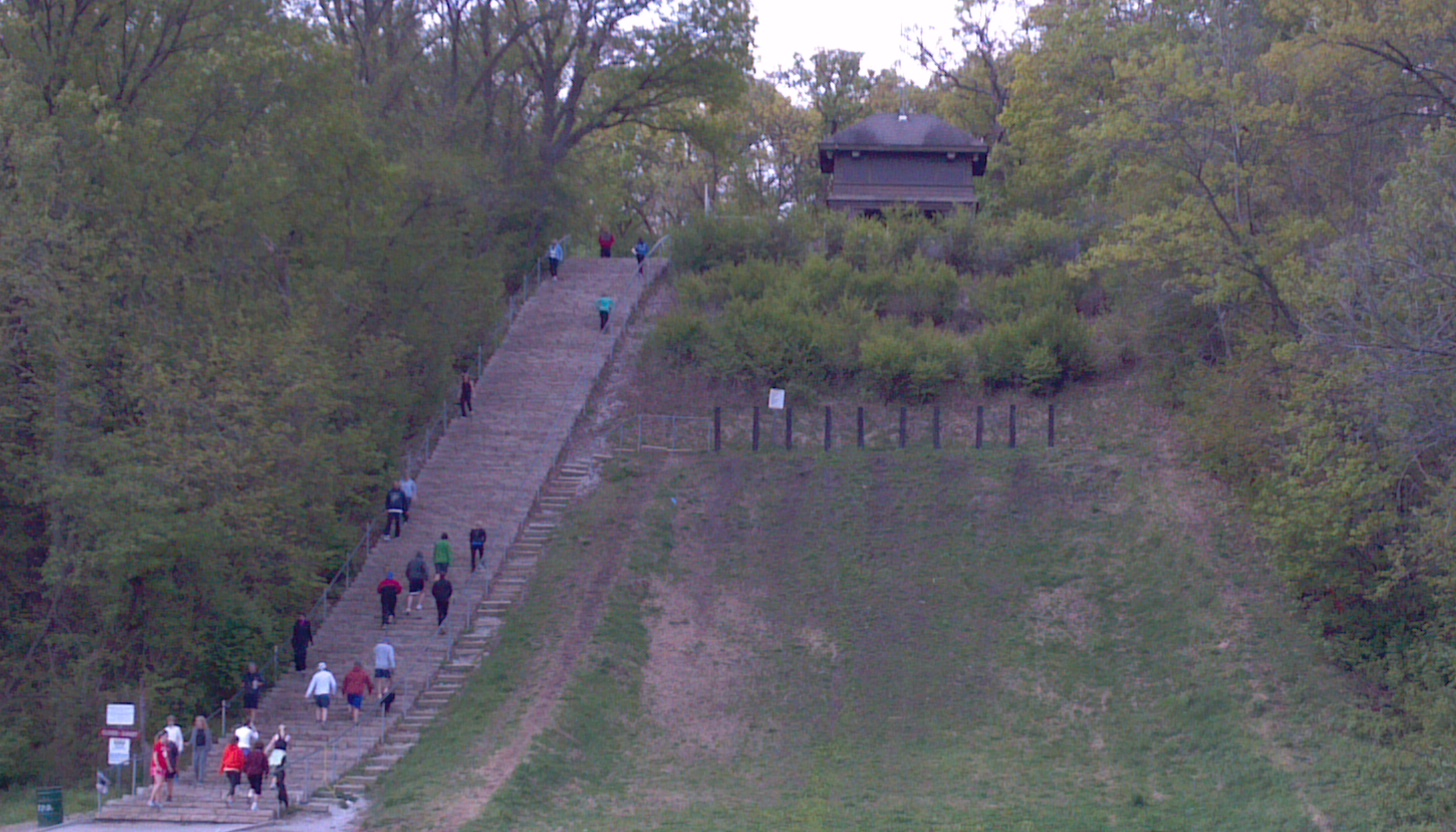 Swallow Cliff Stairs 35