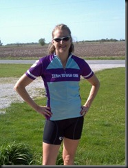 Ryder glasses-Team Tough Chik bike jersey