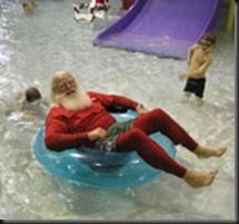 Santa Swim