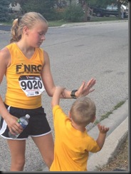 Aby & Michael_Frankfort 5K