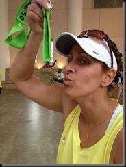 April W_kissing SF medal
