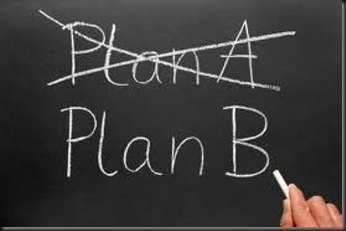 Plan A-Plan B