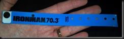 ironman 70. Muncie bracelet