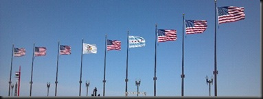 Navy Pier_Flags