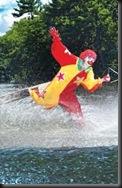 WI Dells_Aqua the Clown