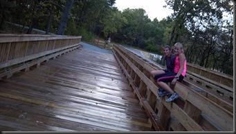 Goodenow Grove_kids bridge_9-21-12