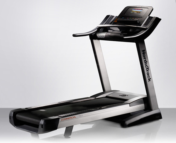 how to turn off nordictrack treadmill 1750