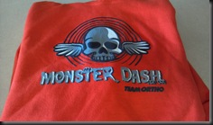 Monster Dash_2012_Kids Hoodie