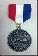 Phoenix Phun Run_2012_Michael's medal