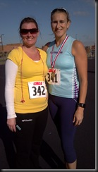 Phoenix Phun Run_2012_Nicki & I