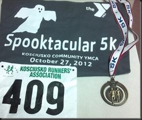 Spooktackular 5K_2012_swag