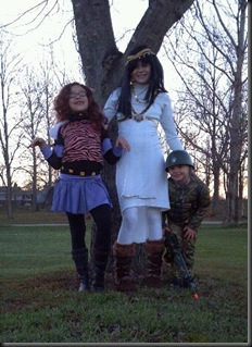 Halloween 2012_Lex Aby Michael