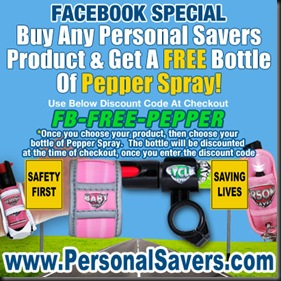 Personal Saver _FB special