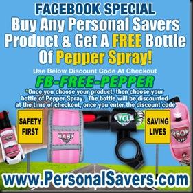 Personal Saver _FB special
