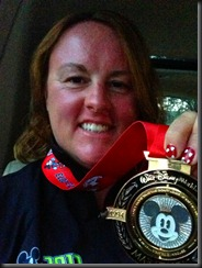 Jenny_Disney medal