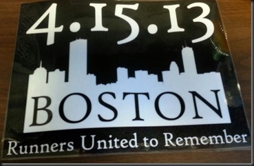 Boston Run To Remember_bib