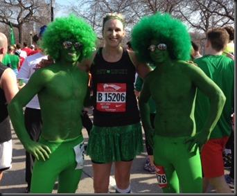Green Men & Me