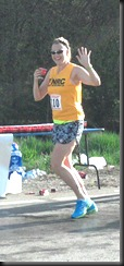 Palos Half 2013_me waiving