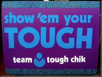 Team Tough Chik sign_Jess