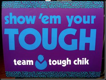 Team Tough Chik sign_Jess