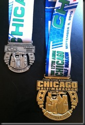 Chicago Half_medals_2013
