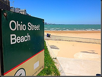 Ohio Street Beach_waves