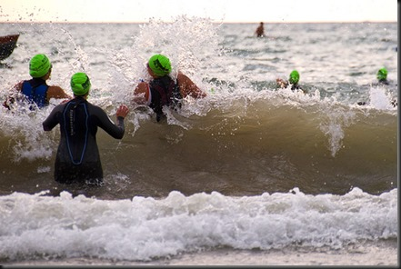 IM Racine 70.3_waves_finding my happy pace