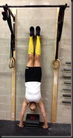 Handstand Pushup 3