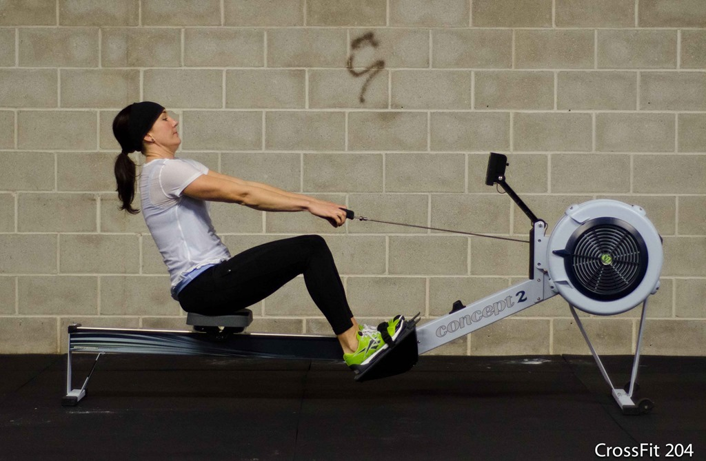 Used Rowing Machine >> Crossfit Day 15 Tabatas Tootallfritz