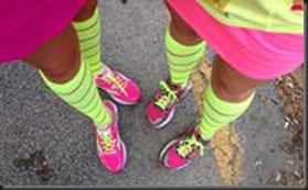 Chicago Half_2013_socks-shoes