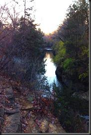 Kankakee River State Pk_ River_Nov 2013