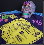 Race of the Dead_back of shirt & skull