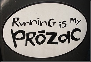 running is my prozac