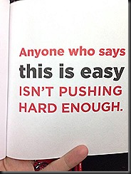 Anyone Who Says This Is Easy_WOD Motivation