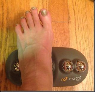 Moji Foot Msgr_me