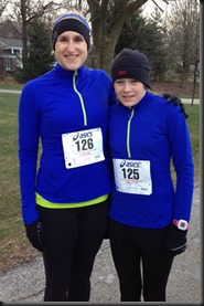 RFK Turkey Trot_2013 me & aby