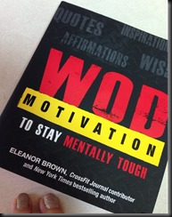 WOD Motivation Book