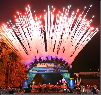 marathon start_runDisney