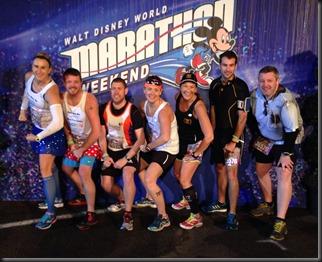 pre marathon