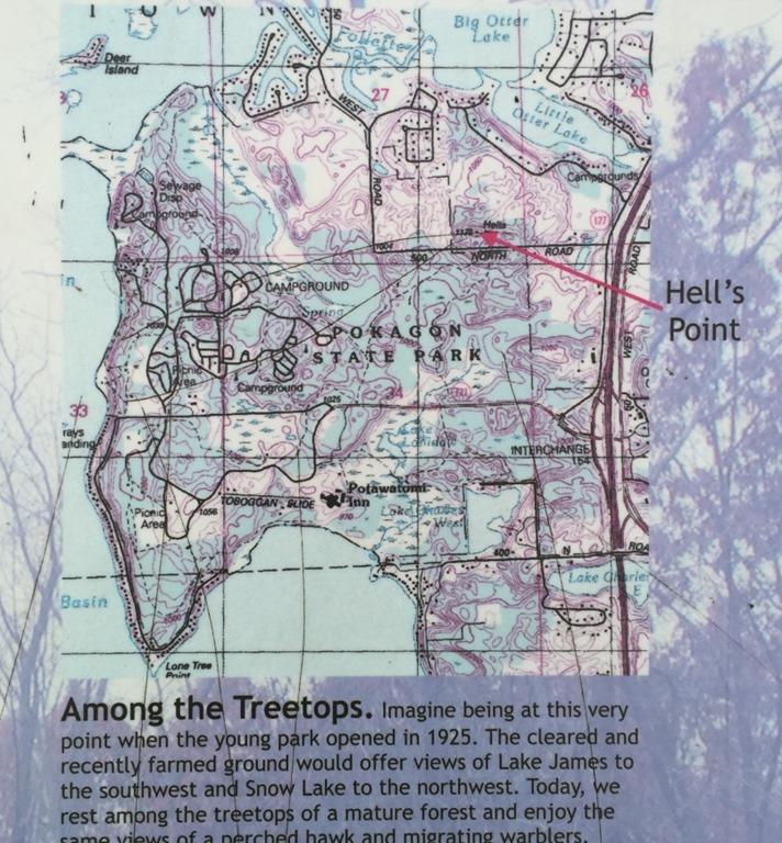 Pokagon State Park–Trail Running | TooTallFritz