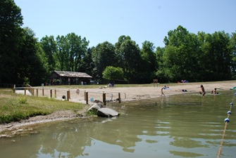 Fox Island Beach