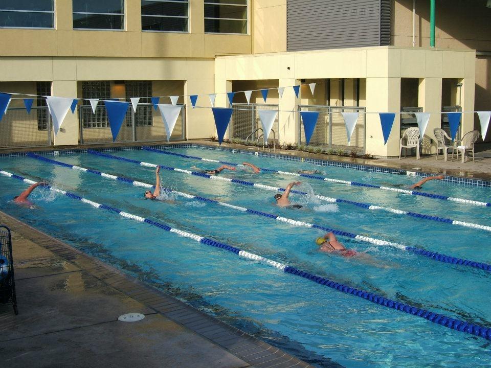 how to swim laps effectively