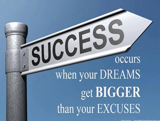 success occurs