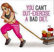 Cant Out-Exercise