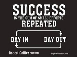 success_day in and day out