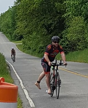 Triathlon-Duathlon Bike Dismount_Derek Taylor